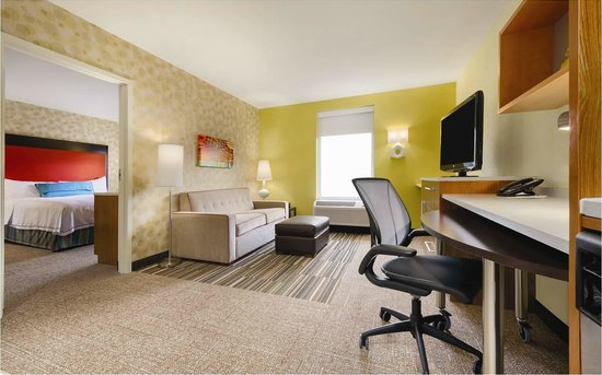 Home2 Suites by Hilton Charlotte I-77 South: One Bedroom Suite