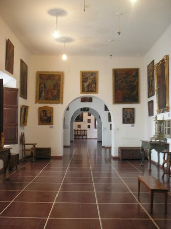 Museo Charcas (University Museum Colonial & Anthropological): ala arte coloniale