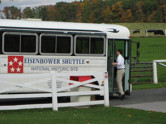 Eisenhower Hotel & Conference Center: President Eisenhower's Home & Farm