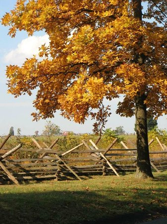 Eisenhower Hotel & Conference Center: Gettysburg National Military Park