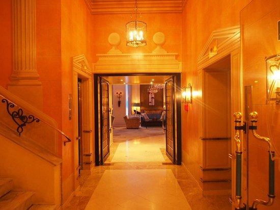 Hotel Koenigshof: エレベーターホール