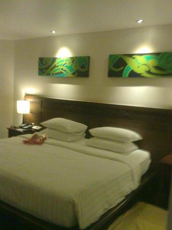 Le Meridien Phuket Beach Resort: Номер