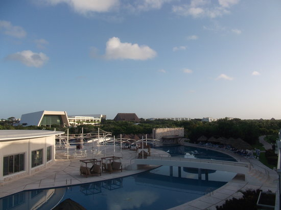 Grand Sirenis Riviera Maya Resort & Spa: Mayan Beach Pool