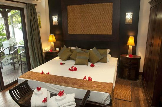Le Relax Beach Resort: Super Deluxe Rooms