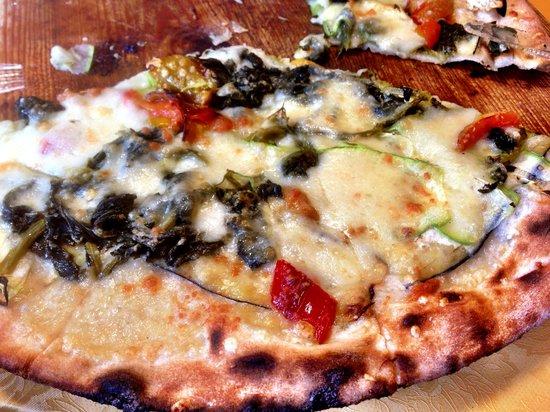 Squisy Pizza: Pizza con le verdure!