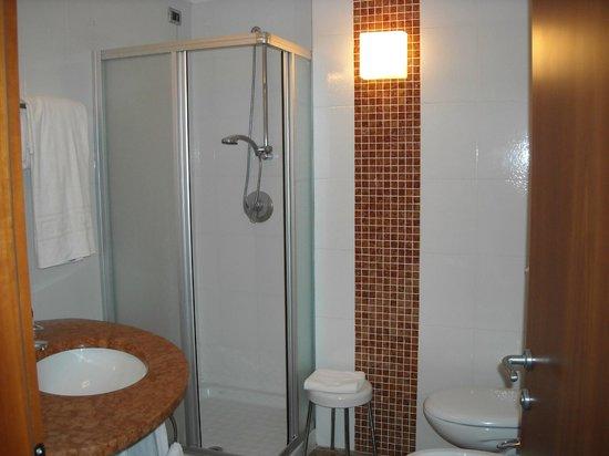 Hotel Fiera: Bagno