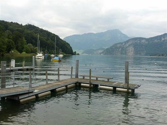 Seehotel Sternen Horw: Lake View