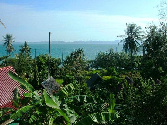 Tenta Nakara: Panoramablick aufs Meer