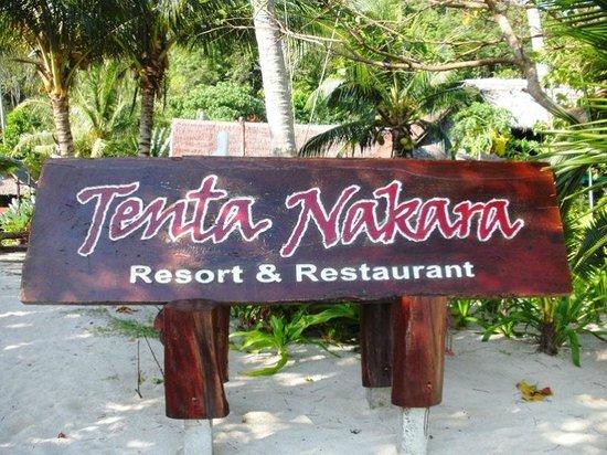 Tenta Nakara: Vor dem Resort