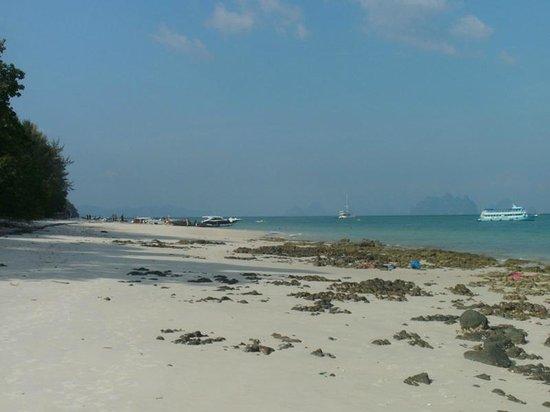 Tenta Nakara: Strand in der Nähe von Resort