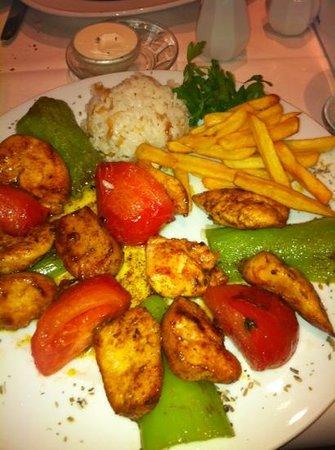 Masal Restaurant : pollo curry