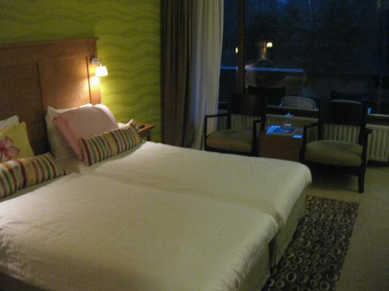 Fletcher Hotel-Restaurant Sallandse Heuvelrug : Goede bedden