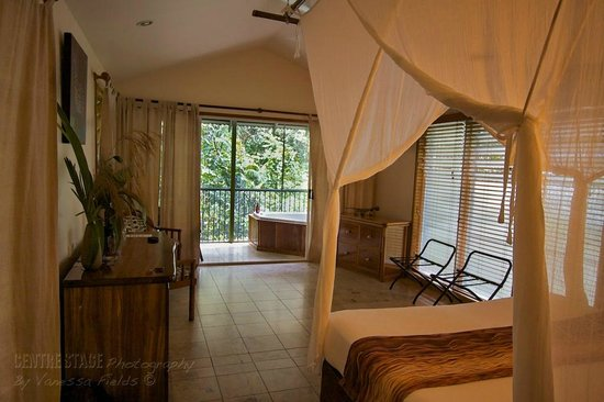 Daintree EcoLodge & Spa: The spa suite