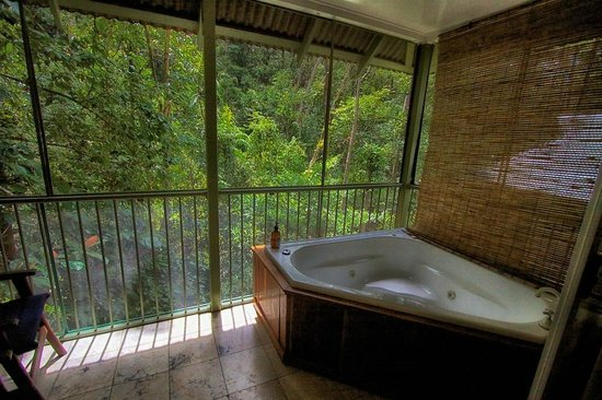Daintree Ecolodge: Spa suite