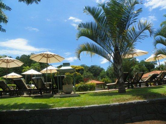 Belmond Hotel das Cataratas: Piscina em dia Quente