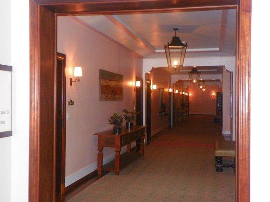Belmond Hotel das Cataratas: Corredor para os apartamentos