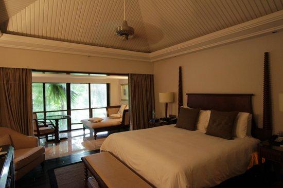 The Leela Goa: room 14