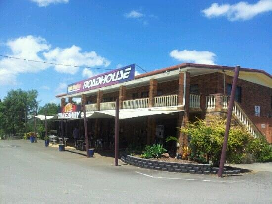 ‪‪Lake Eacham Roadhouse‬: Lake Eacham ROADHOUSE.