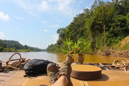 Shangri Lao : the rafting