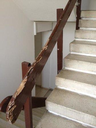 Hotel Stil Cartagena: las instalaciones se están cayendo