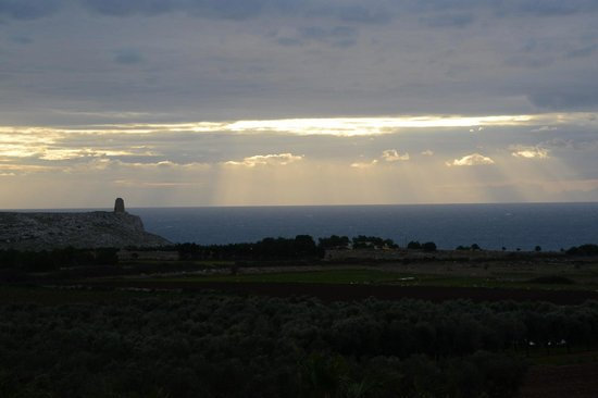 Masseria Panareo: Sunrise Day 2