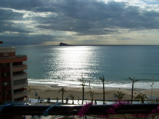 Hotel RH Corona del Mar: Room 608 view