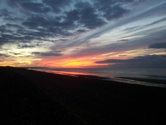 Pevensey Bay Beach: Pevensey Bay Beach 