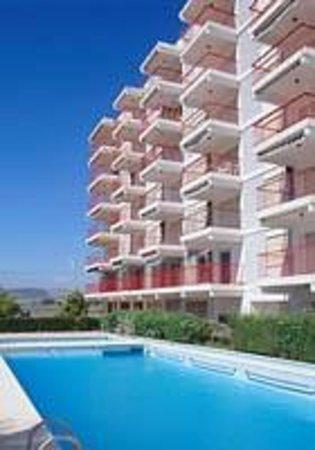 Torreblanca, España: La primera planta habitaciones del Hostal