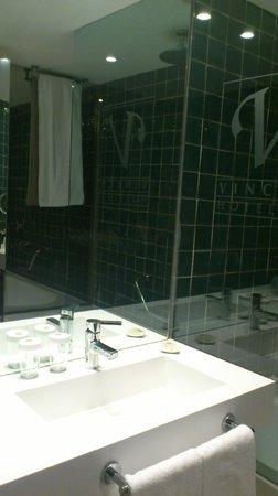 Vincci Baixa: Baño