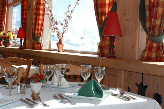 Hôtel Le Castillan - Le restaurant