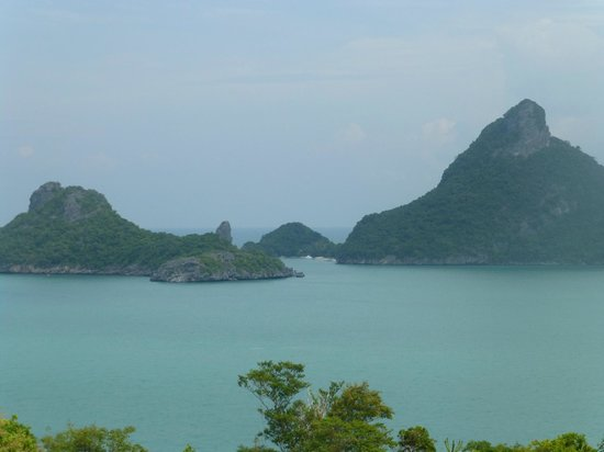 Samui Boat Charter: more great views