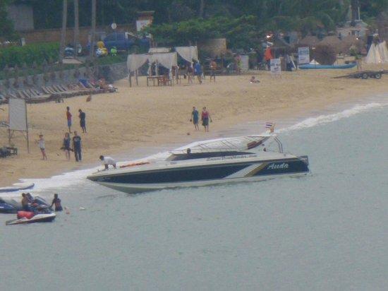 Samui Boat Charter: back home 