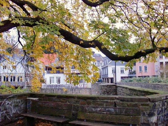 Schlosshotel Hugenpoet: Kettwig, nearest dorf to Hugenpoet