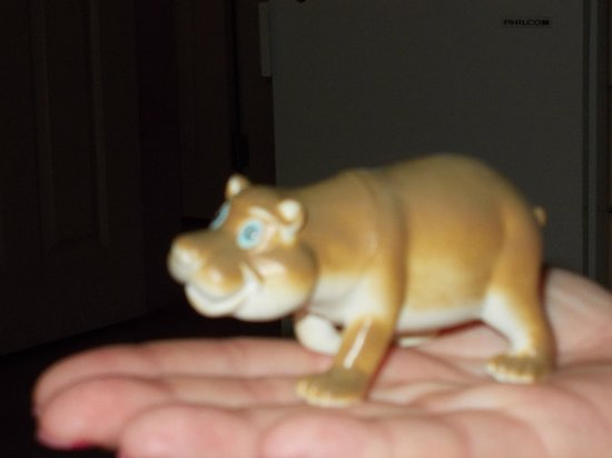 Start Apartments: hippo left at our door think it was mehmet playing tricks :-)