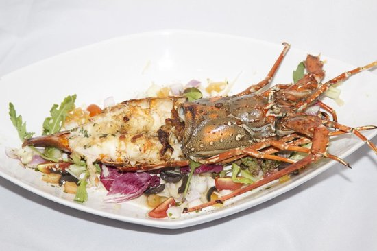 Margherita Italian Restaurant and Pizzeria: Phuket's Lobster