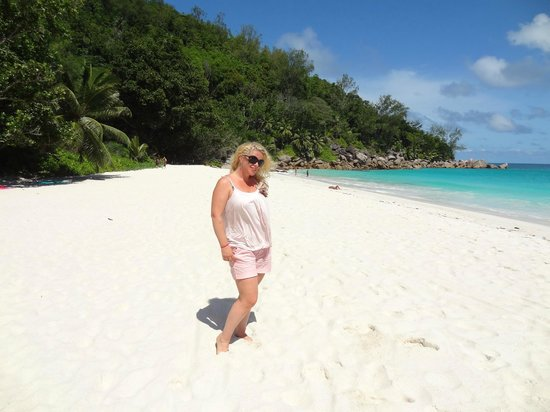Anse Georgette: Dream place