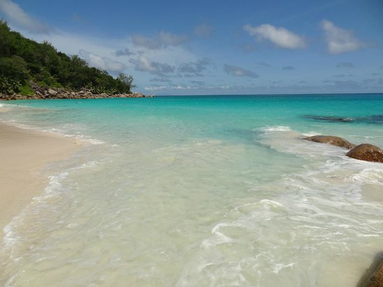 Anse Georgette: Out of this world beach!