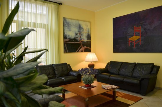 Hotel Venini : hall