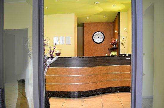 Hotel Venini : reception