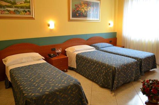 Hotel Venini : camera tripla