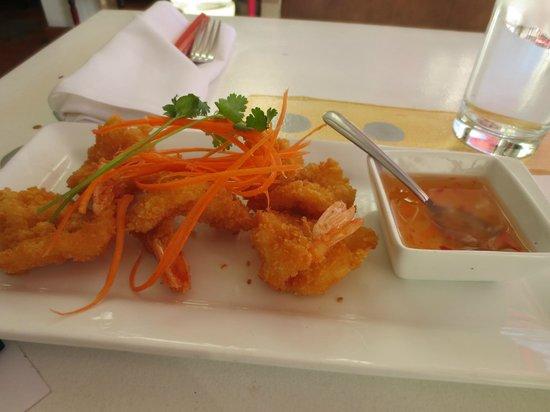 San Diego, Техас: Ko ko shrimp