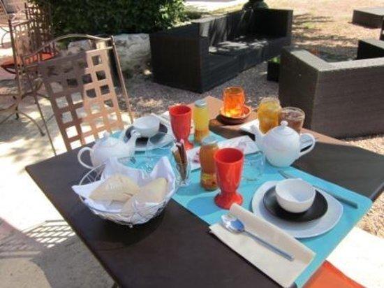 A la Maison : Nos petits déjeuner