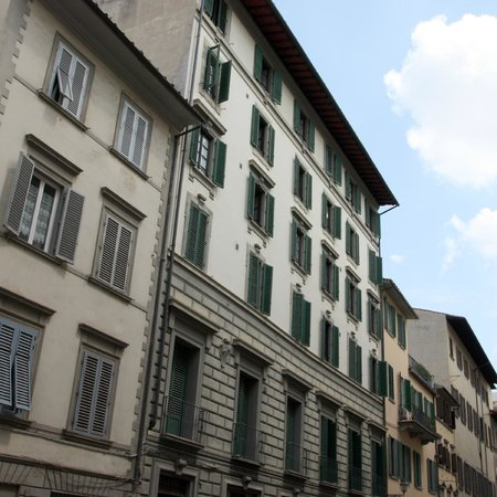 Ognissanti Apartments: Via Montebello 6