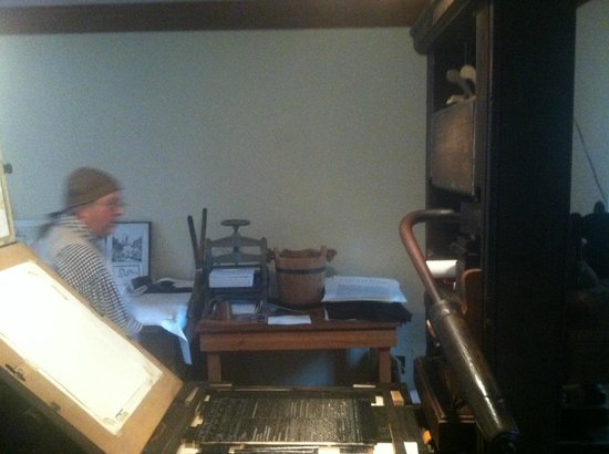 The Printing Office of Edes & Gill: Gary Gregory