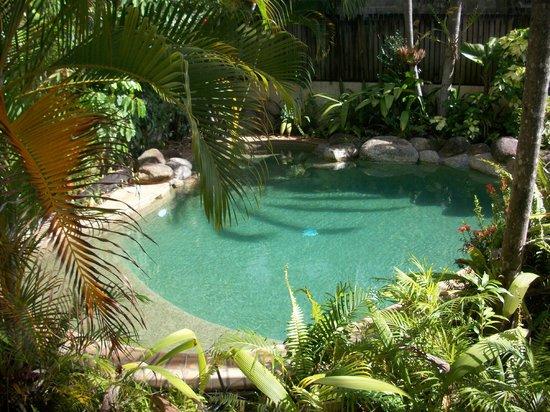 فيلا فاوكلوز أبارتمنتس أوف كايرنز: Villa Vaucluse Pool 
