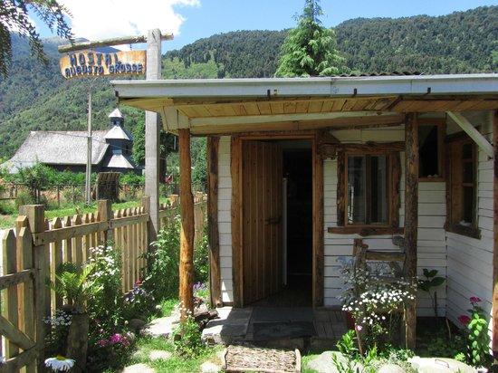 Hostel y Cabanas Augusto Grosse: entrée