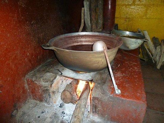 La Cucaracha: The famous sopa de frijoles
