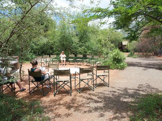 Mosetlha Bush Camp & Eco Lodge : Mosethla Bush Camp