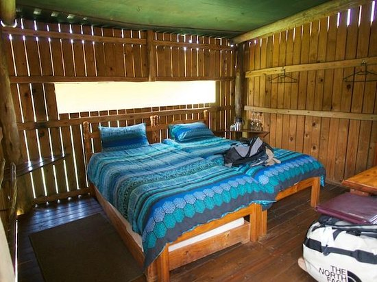 Mosetlha Bush Camp & Eco Lodge: Room