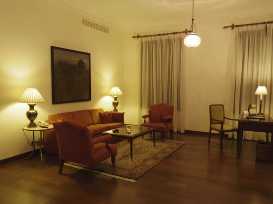 Maidens Hotel: リビングルーム